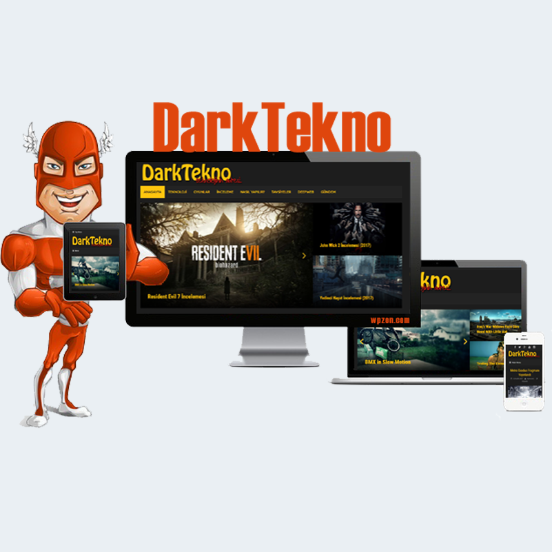 darktekno-wordpress-temasi