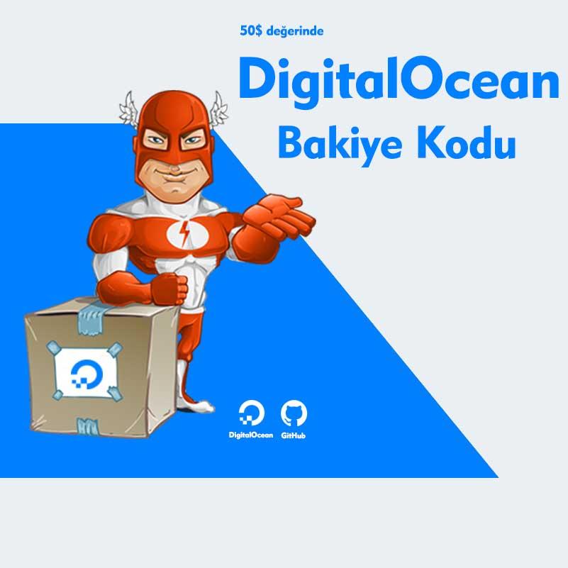 digitalocean kupon kodu